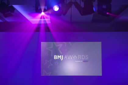 BMJ India Announces BMJ Awards South Asia 2017