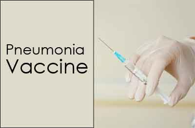 Pneumonia Vaccine to be introduced in 5 states