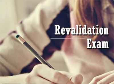 Soon, Periodic Re-validation exam for MBBS and MD practitioners