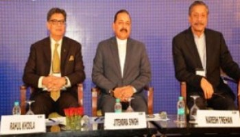 Dr Jitendra for promoting PPP model in health-care services