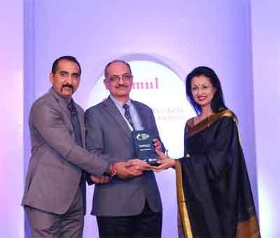 Jaypee Hospital wins Emerging health brand of the year award