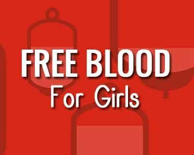 Ladli Rakht Seva: Rajasthan Government to provide free blood to girls below 12 years