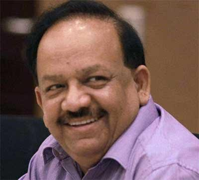 Consider Allied and Healthcare Professions Bill 2018: Dr Harsh Vardhan to Venkaiah Naidu
