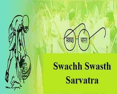 Goverment lanuches Swachh Swasth Sarvatra Initiative to achieve Open Defecation Free