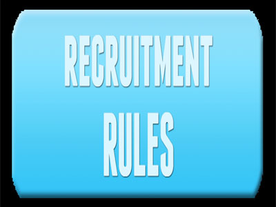 Recruitment rules to be reviewed : AYUSH Ministry