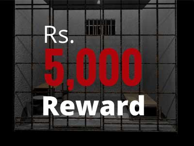 Rs 5000 reward on absconding MLA that threatened doctor