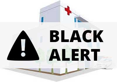 UK HEALTH CRISIS: 23 hospitals declare a BLACK ALERT