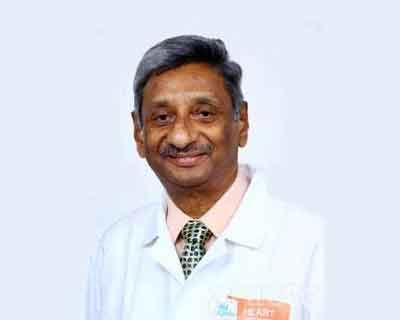 PM Narendra Modi honours Senior Cardiologist