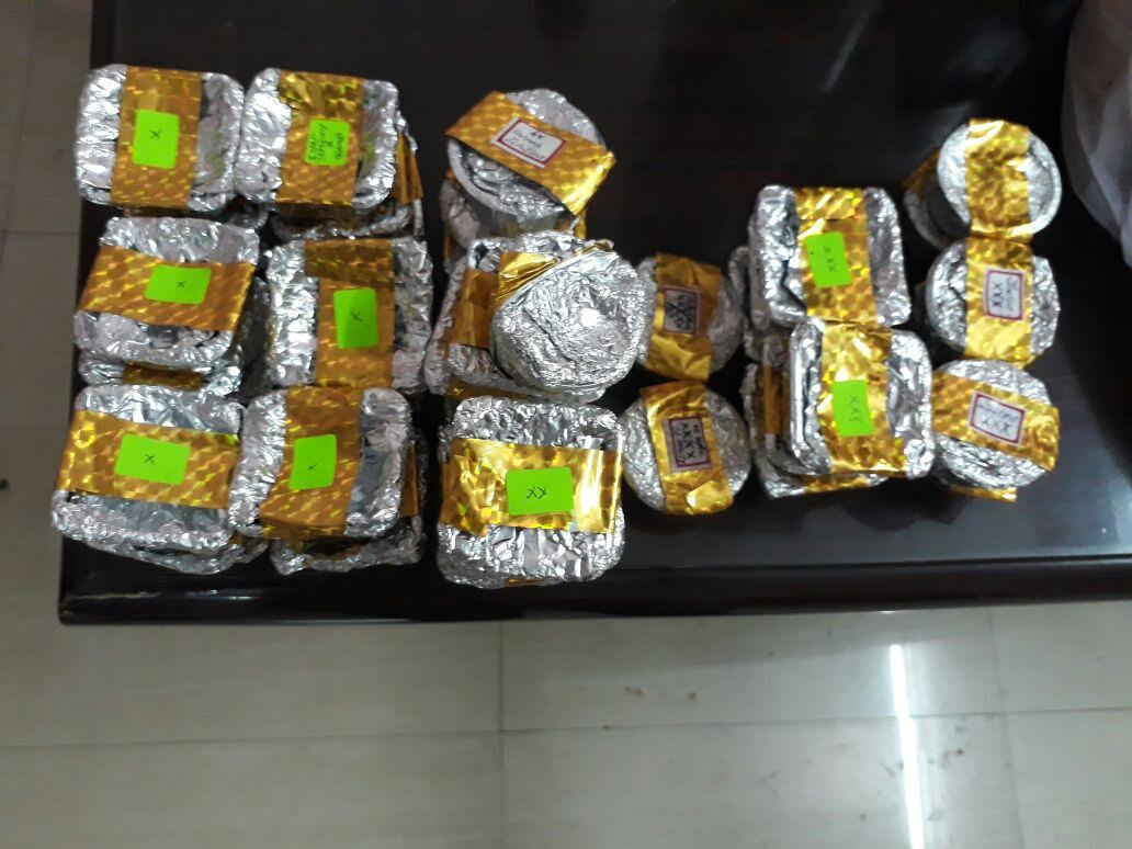 Doctor arrested in Hyderabad for Selling Marijuana Chocolates