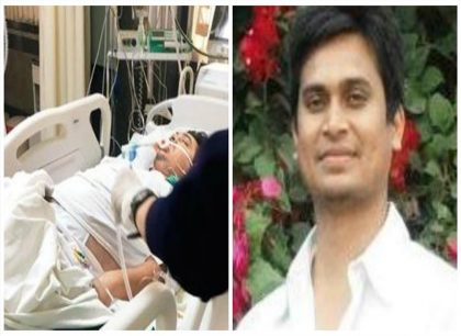 Unfortunate: Doctor mistakenly drinks formalin instead of water, now critical