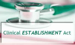 Haryana to implement Clinical Establishment Act soon