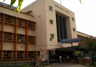 WB: Smoke seen in ICU, 11 patients evacuated in Gandhi Memorial Hospital