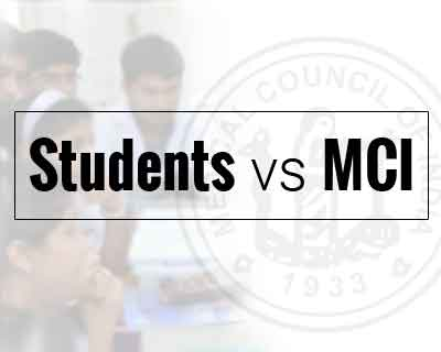 Study of Medicine requires SHARP YOUNG MINDS, MCI justifies age limit