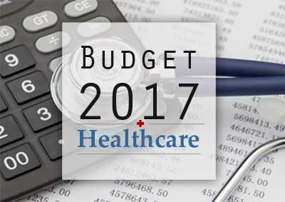 Budget 2017:  Major announcements for healthcare