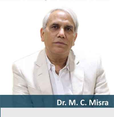 New Delhi: MC Mishra Director AIIMS retires