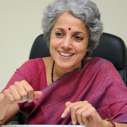 Dr Soumya Swaminathan named to UN group on antimicrobial resistance