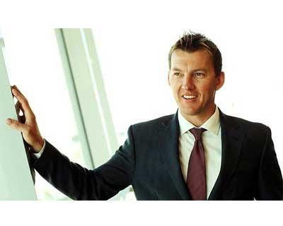 Brett Lee participates in awareness drive on hearing health