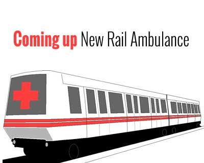 Ambulance on wheels: A medical boon for railway employees