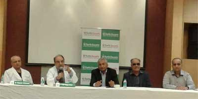 Fortis Escorts showcases exceptional cases of kidney donations and transplants amongst Elderly patients