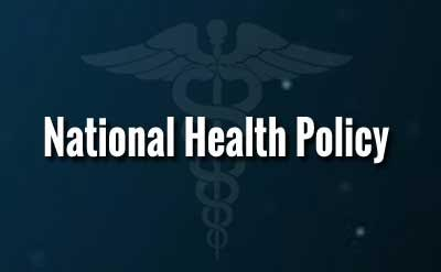 Bridge Course for AYUSH and Paramedics: National Health Policy