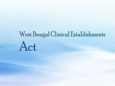 WB Health Regulatory Body conducts first meeting at Swasthya Bhavan