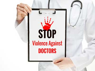 Draft Central Law on Violence against Doctors by July 17: Union Health Ministry to Panel