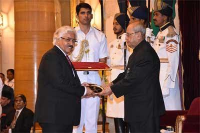 Dr Ashok Seth Confered with Prestigious Dr BC Roy Award