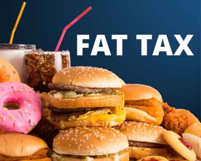 Indian Doctors bat for Fat Tax in the country