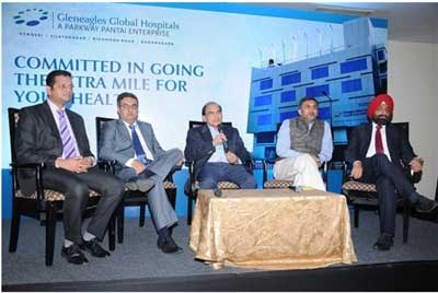 Gleneagles Global Hospitals Launches a New Facility in Bengaluru