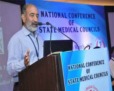 Writing brand name of drugs not illegal : Dr. Girish Tyagi, Delhi Medical Council