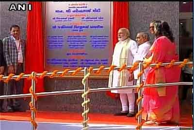 PM Modi inaugurates Kiran Multispeciality Hospital in Surat