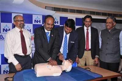 Bangalore Hosts First Make In India National Cardiac Life Support Program