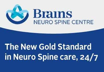 Dr NK Venkataramana launches Neuro Spine Hospital Chain BRAINS