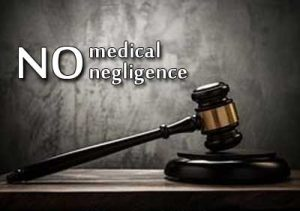 Senior Orthopedician, Ganga Ram Hospital absolved of medical negligence