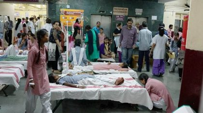 Delhi gas leak: AIIMS wants Tughlaqabad depot shifted after 450 kids suffer