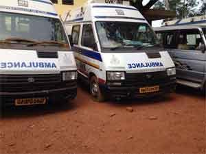 Ambulances of Goa govt hospitals to have blood analysers