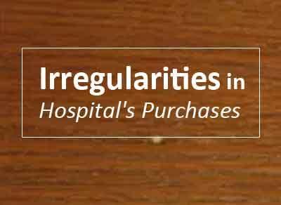 Irregularities in hospital equipment purchase in TN alleges Raja