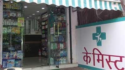 Chemists to shut shops on May 30