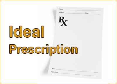 Writing a Prescription: Guidelines