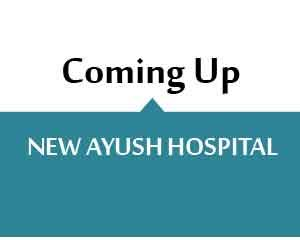 Total Twenty Five 50-bedded AYUSH hospitals with an outlay of Rs 145 cr approved