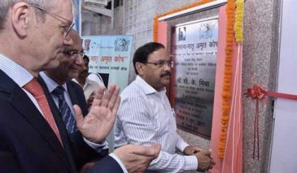 Human Milk Bank inaugurated at Lady Hardinge Medical College