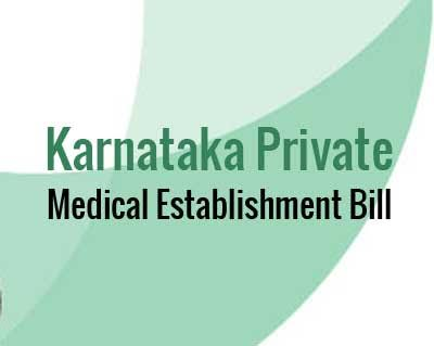 Govt to Fix Rates of Private Hospitals in Karnataka, Tables bill