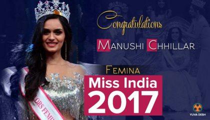 Medico Crowned Femina Miss India 2017