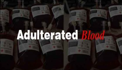 Hyderabad: Doctor arrested for selling adulterated blood to patients