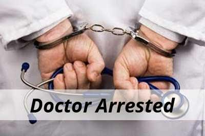 Jammu Doctor arrested for molesting patient at clinic