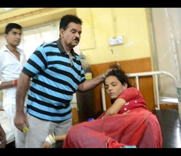 Slap Therapy: Doctor slaps possessed woman to revive her in Rajasthan; removed