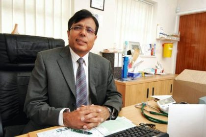 Indian-origin doctor appointed honorary VP of British Medical Association