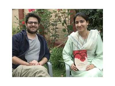 Kashmir: Doctor gives wings to writer in her