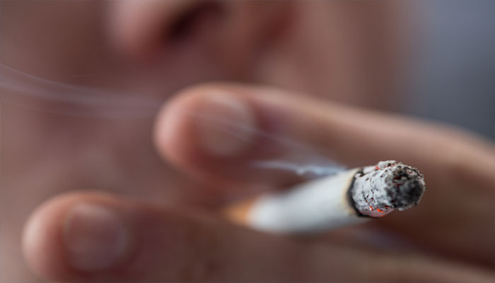 Union Health Ministry approached to to stop promotion of smoking in 3 web series