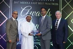 Burjeel Hospital Wins Best 2017 UAE Emerging Medical Tourism Service Provider Award